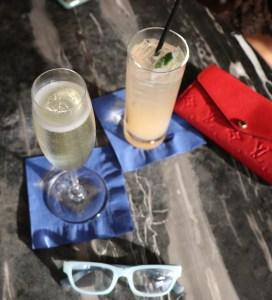 Cocktails at Bistro 31