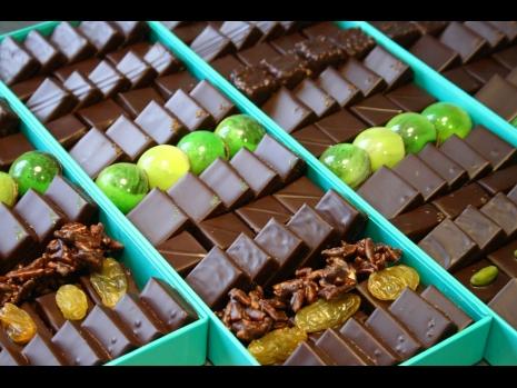 chocolate from Paris.