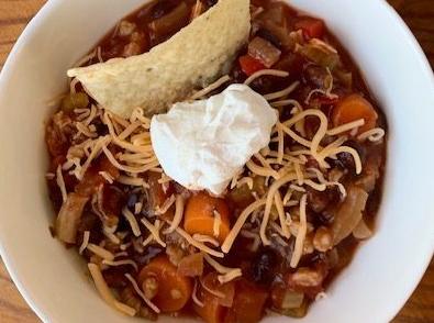 Southwest Turkey Soup