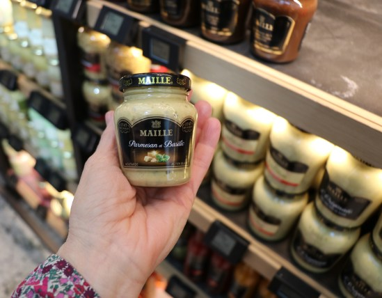 Maille French mustard