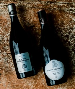chateau de Pommard wines