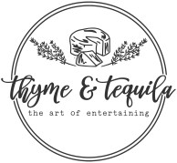 Thyme and Tequila logo