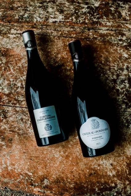 The Pinot Noir Wines of Burgundy, France