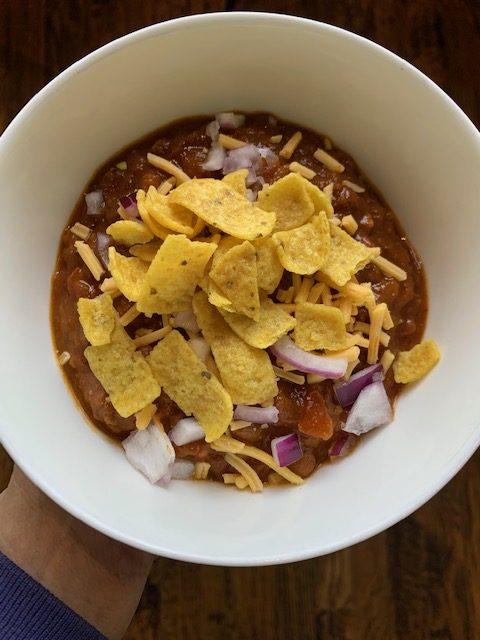 Copper Pot Chili Recipe