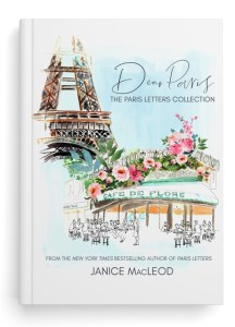 Dear Paris by Janice MacLeod