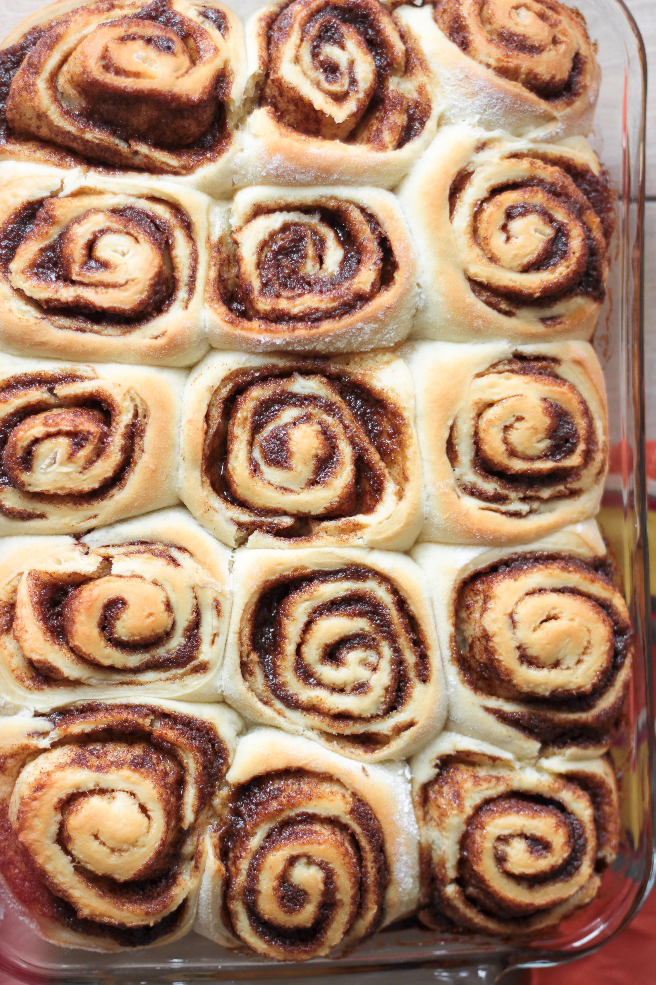 Best Homemade Cinnamon Rolls