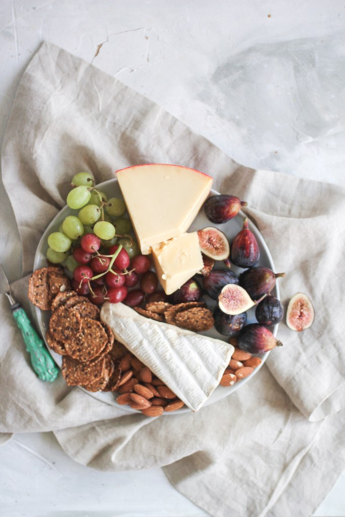 On a Budget 5 Minute Cheese Board Appetizer