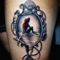 Disney tattoo designs