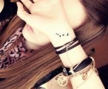 08 5 little bird tattoo design