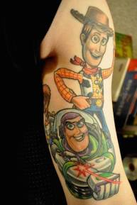 http://fabulousdesign.net/disney-tattoos/4/