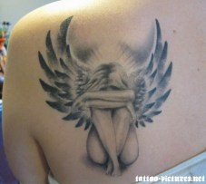Angel tattoos http://www.tattoogen.com/angel-quote-tattoo/YW5nZWwtcXVvdGUtdGF0dG9v/