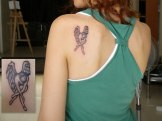 Shoulder Angel http://slodive.com/inspiration/angel-tattoos/