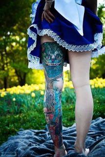 Alice in Wonderland http://www.tattooeasily.com/hipster-tattoo-designs/