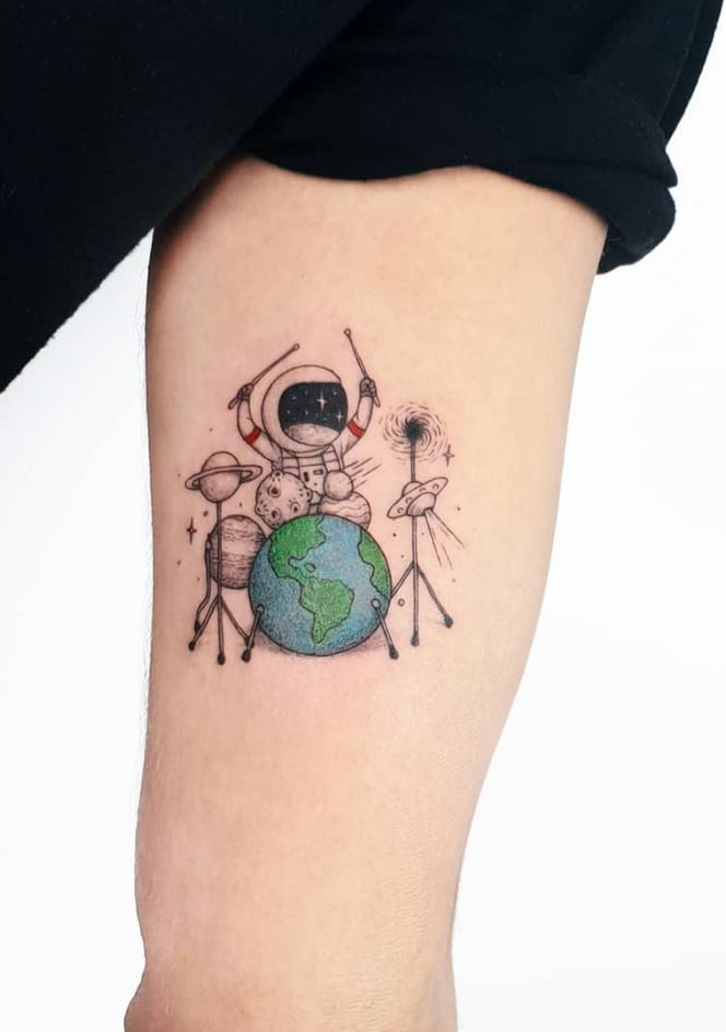Most creative small tattoos that will blow your mind
