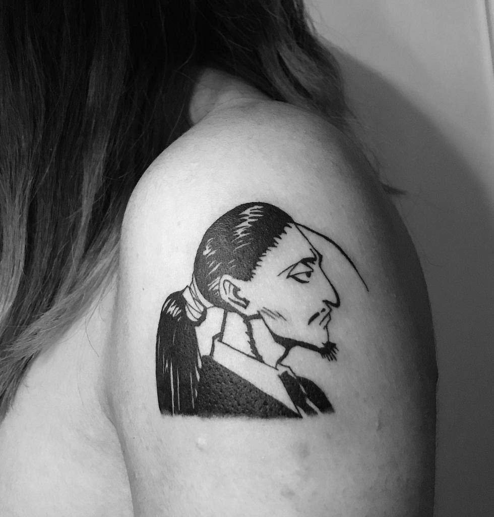 Arm hunter-x-hunter tattoo