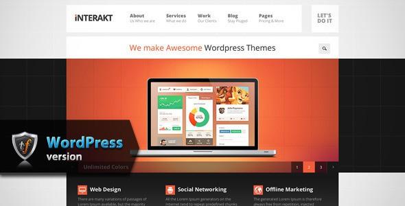 interakt-agency-responsive-wordpress-theme