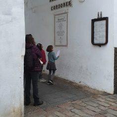 Cruz Roja Español Gymkana Córdoba de las 3 culturas