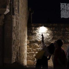 """Visita nocturna """"La ciudad brillante"""""""