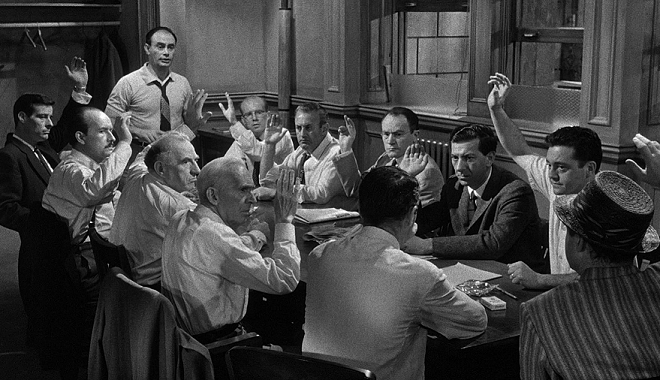 """A Neoreactionary Analysis and Review of """"12 Angry Men"""""""