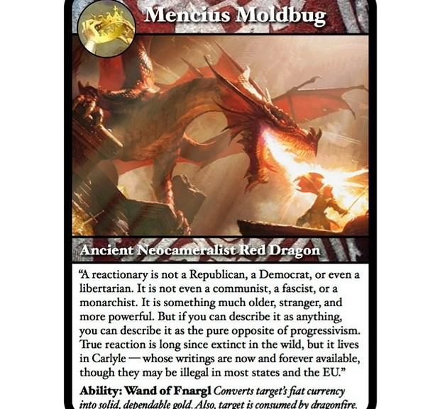 The Daily Moldbug post