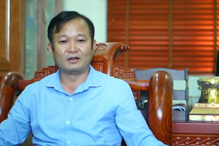 Ông Nguyễn Đại Lượng - Phó Chủ tịch Ủy ban Nhân dân huyện Việt Yên.