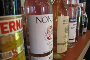 A selection of grappa's