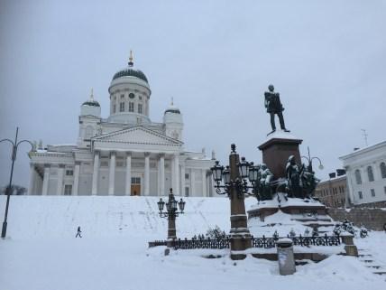 Snowy Helsinki 1