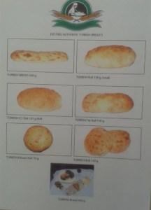 Brochure 2005 Turkish Bread -Authentic Turkish BAkeHouse - artisan turkish bread