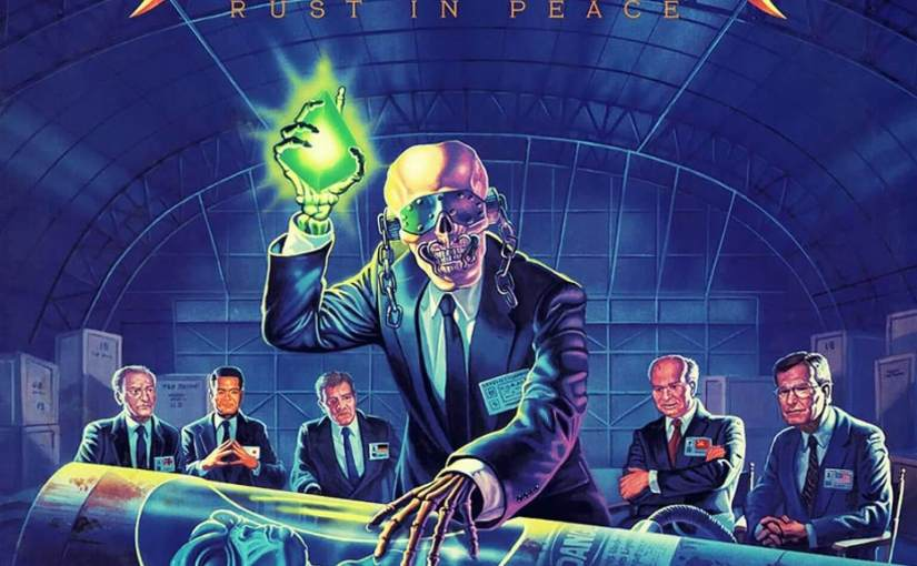 Revisiting A Classic: Rust In Peace