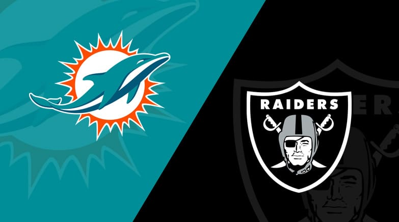 Week 3 Game Preview: Dolphins @ Raiders