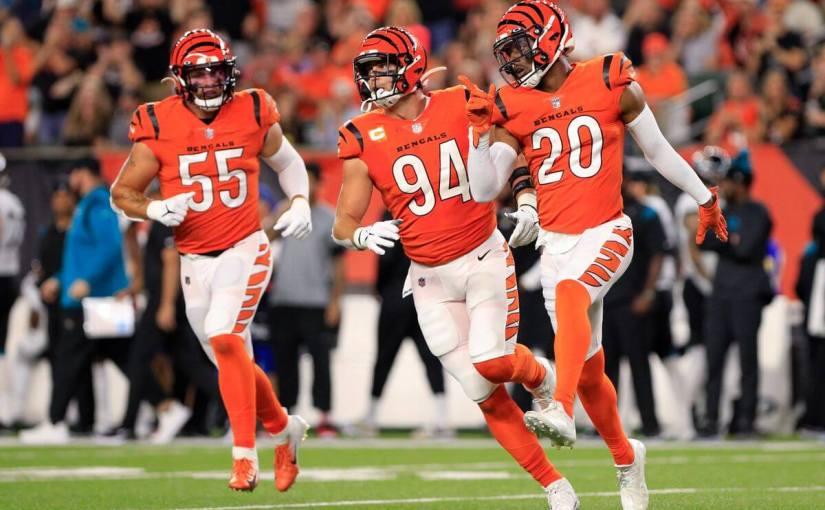 Bengals Position Grades vs Jacksonville Jaguars