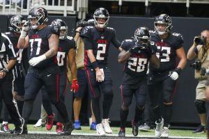 Atlanta Falcons offensive line