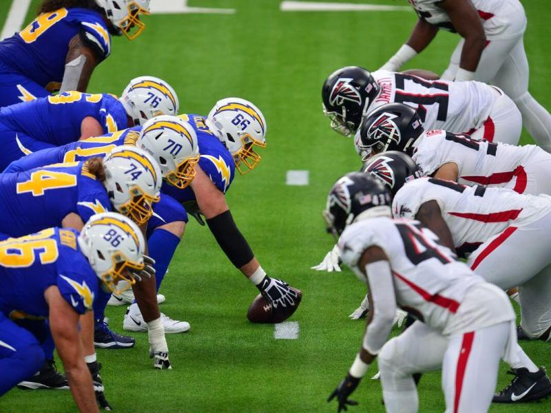 Falcons Defensive Line