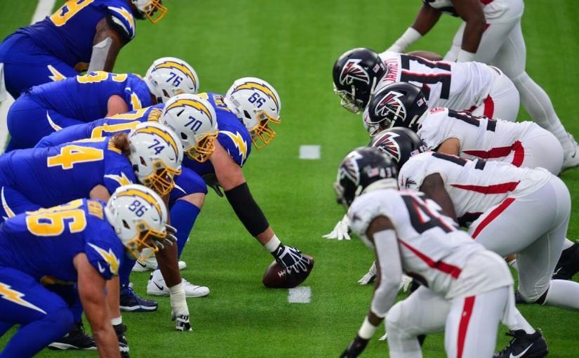 Atlanta Falcons Q1 Review: Defensive Line