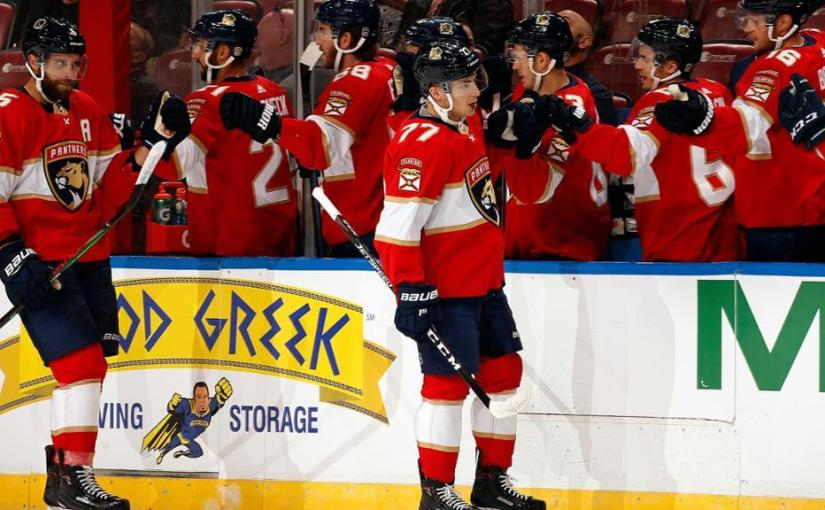 Panthers vs Lightning Round-up: Levine's Line of Thinking