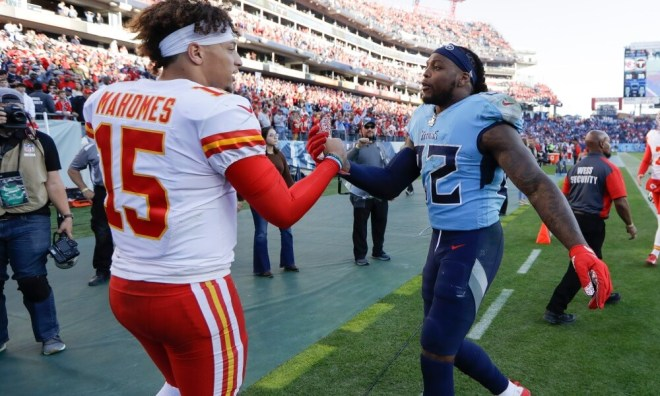 Titans vs. Chiefs
