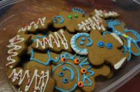 more creative gingerbread man
