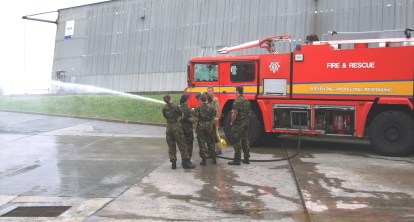 Culdrose Fire Station
