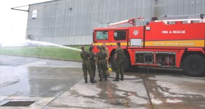Culdrose Fire Station