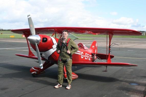 Pitts Special Flight 4