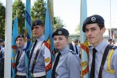 Cadet standard bearers