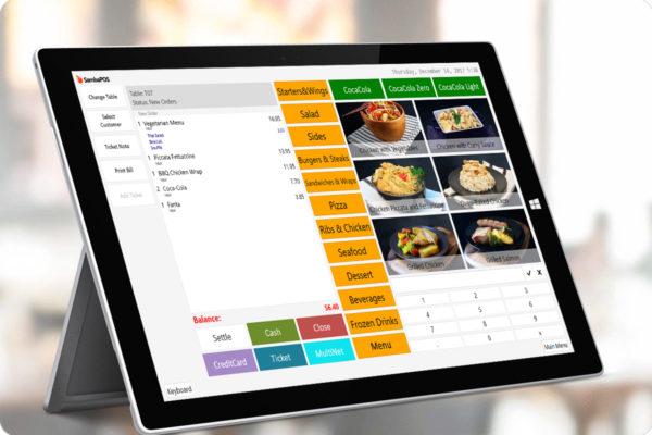 POS Restaurants نظام المطاعم
