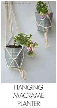 Macrame Plant Hanger - At Charlotte's House