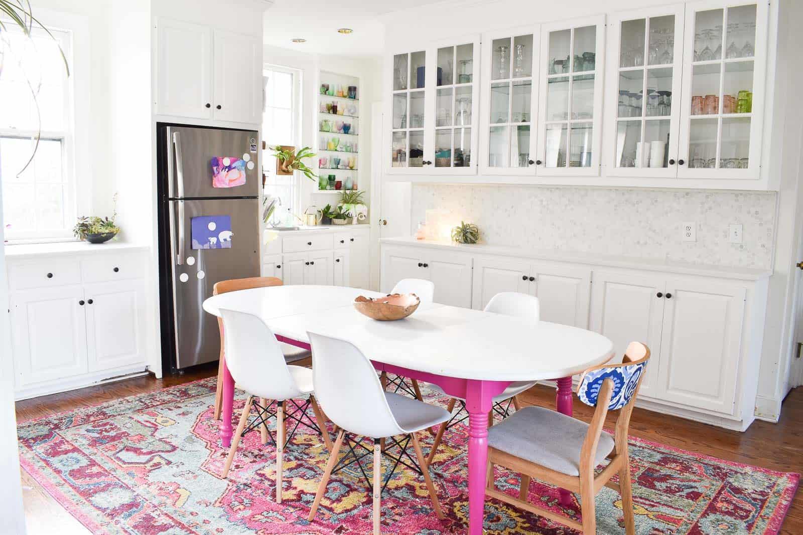 Kitchen Decor Green