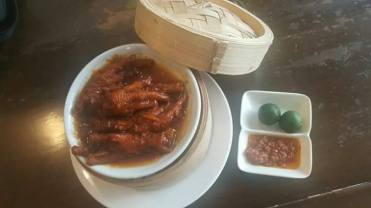 Chicken Feet....so tender and tasty!