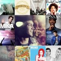 ATC Hitz Top 50, #25th Edition 2012 (18 Juni – 24 Juni 2012)