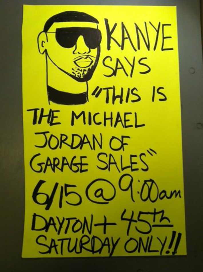 19 Ridiculously Funny Garage Sale Signs Youll Ever See 14 Had Me Rolling  Atchuup  Cool