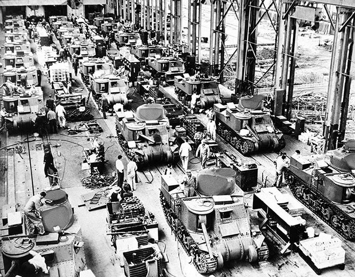 Detroit Train Station Heyday 1960