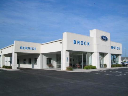 Brock Motor Company Trenton Nc