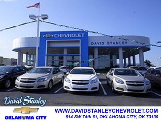 David Stanley Chevrolet Oklahoma City Ok  Best Car Update
